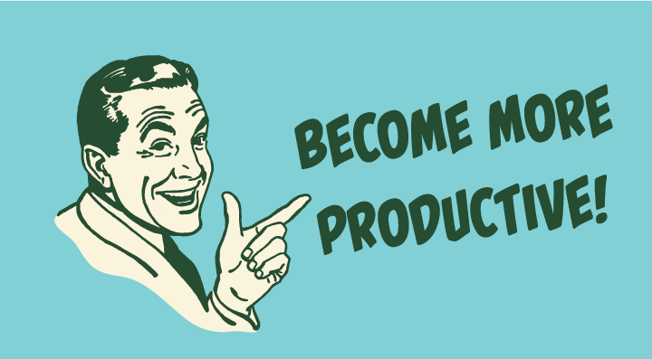 Increasing Productivity & Creativity