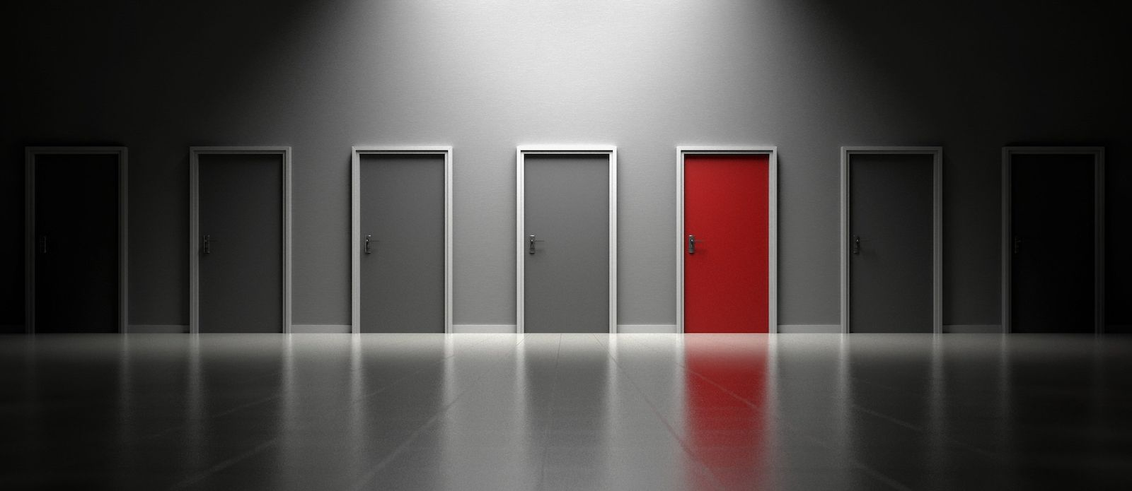 How to Choose an eLearning Design Agency California - Picture of Doors