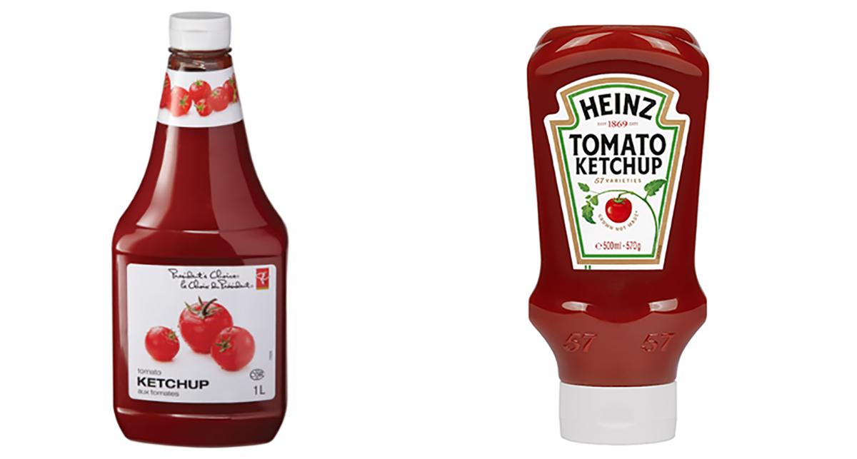 Generic vs. Brand Name Ketchup