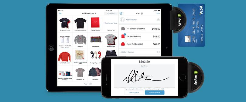 Shopify integrations with a POS